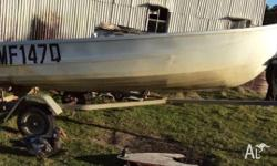 In good condition as seen in photos with oars and