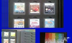 Nintendo DS games. Sold as is - no individual