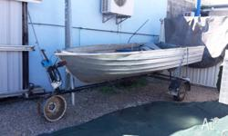 needs work but cheap trailer is worth it by it self ph