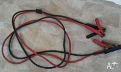 Hi selling a set of 12-24V jumper leads with surge