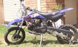 a 4 speed manual dirt bike for sale brought 23