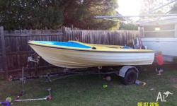 I have a 12 feet boat for sale. I got it to do it