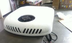 12 volts Rooftop air condtioner, brand new in box,