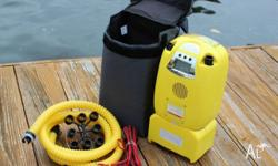 BRAND NEW High-Pressure 12V Deluxe Electric Air Pump.