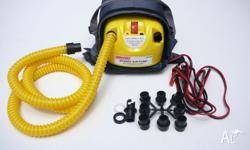 BRAND NEW High-Pressure 12V Electric Air Pump. Suitable