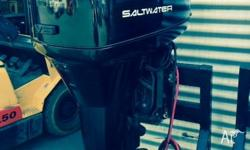 135hp Mariner ,2000 model saltwater series controls and