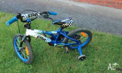 Kids Bike Excellent Condition 14 inch wheel/tyre All