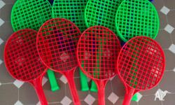 14 Plastic Tennis Rackets