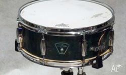 14in x 5.5in Deep 60s Vintage Mahogany Shell Snare.
