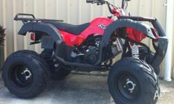 WE HAVE IN STOCK 150CC FARM ATV'S, FULL AUTO WITH