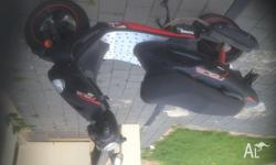 selling my tgb racer 150cc scooter or will swap for