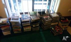 Buy the lot for $120 (157 cds in total) I have a whole