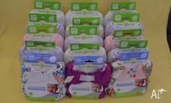 15 Brand New bumGenius 4.0 Nappies still in packaging;