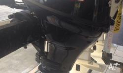 New 15 hp evinrude 4 stroke outboard cheaper than a
