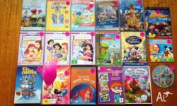 I have for sale 15 x DVD's all in excellent condition