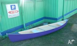This 15ft Rosco Canoe will not last long. Purchased