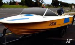 Selling a ski fishing boat, looking to buy a jet ski.