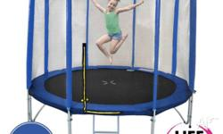 Trampoline Diameter - 16ft Round Frame Height - 1000mm
