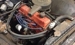 173 Holden 6 cylinder can hear running excellent