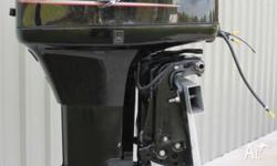 Ideal for bass boat/ski boat 273 hours 20� shaft 21�