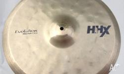 "Great sounding 17"" Sabian HHX Evolution Effeks Crash"