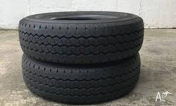 Bridgestone 185 R14 Second Hand Tyre 50% Tread $80 for