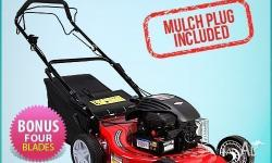 "The high superiority 18"" Self-propelled lawn mower with"