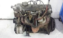 18R Celica / Hilux Engine. Travelled only 168,000kms.
