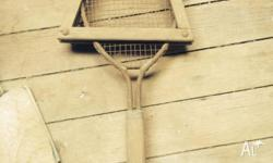 Up for grabs is a Antique rare 1923 Dayton tennis