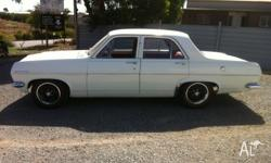 Extremely rare, Original Holden HR 1966, BUT with a few