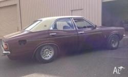 TC XLE CORTINA 250 2v engine, cam holly extractors and