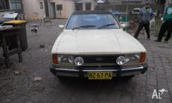 Ford Cortina Original condition All matching numbers