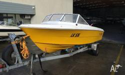 1978 Stejcraft Runabout Hull Only Suit restoration