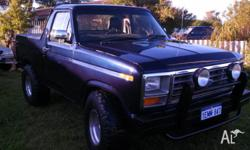 1981 FORD BRONCO 4x4 FOR SALE CHEAP!!! excellent