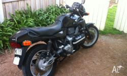 1984 BMW K100 Good condition for it's age, only