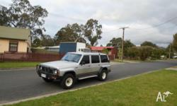 1989 4x4 7 seater auto on gas new tyres bullbar drive