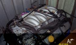 I have vn ss parts for sale or swap. I have the motor