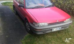 Im Selling my run around car been a great car just need
