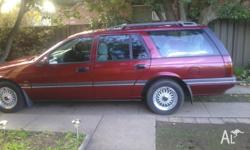 Selling a 1993 ford fairmont wagon 8 seater V8 5 litre