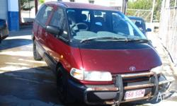1993 Toyota Tarago 8 Seat Automatic Wagon Selling AS