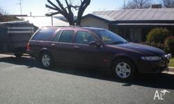 1994 Ford Fairmont EF Wagon for sale. No longer