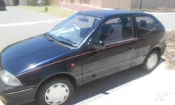 Selling 1994 Swift manual,low Kim's,serviced,good