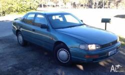 Toyota Camry 1994 Good car runs really well automatic
