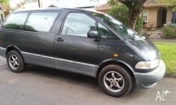 TOYOTA TARAGO, 1994, AUTOMATIC, 8 SEATER GOOD RELIABLE
