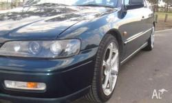 Honda accord with excellent Condition.Halogen head