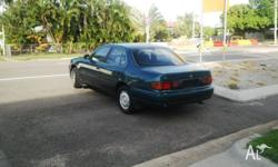 In good condition Holden Apollo (Toyota Camry)