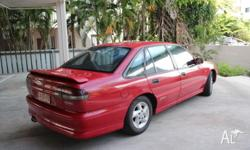 1995 Holden Commodore VR SS auto - Excellent condition