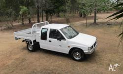 1995 holden rodeo, Neat tidy unit, 5 speed manual,