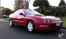 up for sale is my 1995 integra. 266 ###KM'S Auto Rego