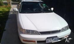 rego til sept 2010, sell car with no rwc, it has pass